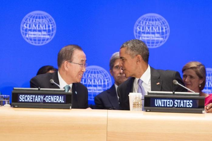 عين اوباما على منصب الأمين العام للأمم المتحدة ونتنياهو يقسم بإفشاله