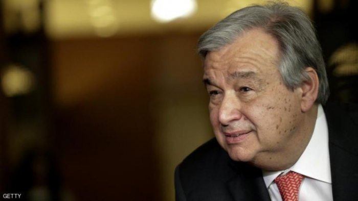 الأمين العام الجديد للأمم المتحدة صديق