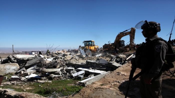بلدية الاحتلال تطلب هدم 14 منزلا في القدس ردا على قرار اخلاء