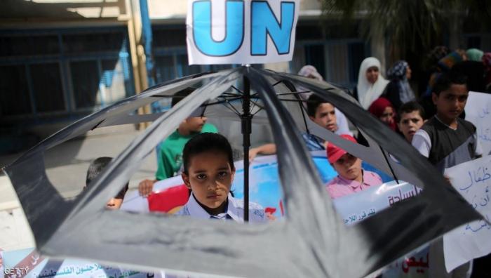 متحدث بإسم نتنياهو: الامم المتحدة تبني مدارس