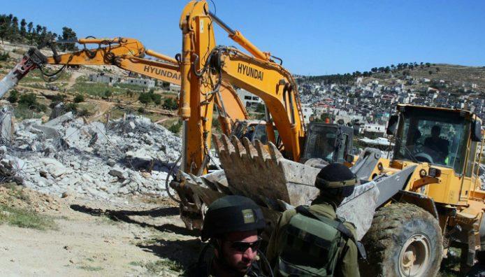 متابعة الحدث| كم منزلاً هدمت إسرائيل منذ بداية العام في المنطقة (ج)؟