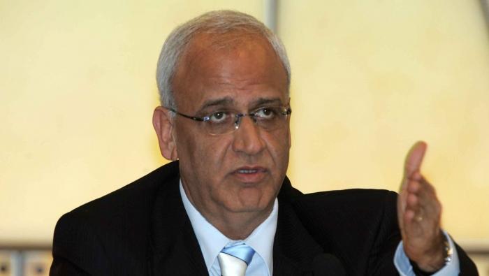 عريقات: لن أترشح للرئاسة وسأدعم مروان البرغوثي