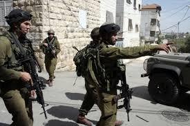 الاحتلال يعتقل 14 مواطنا من الضفة