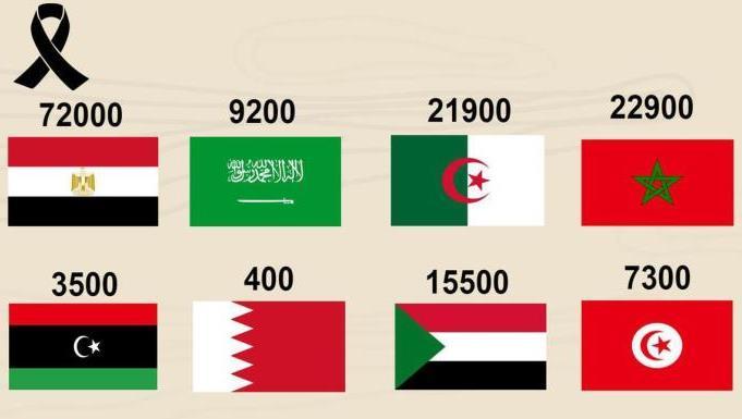 السرطان يحصد عشرات آلاف الأرواح بالدول العربية