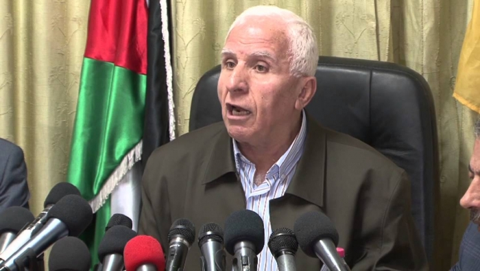 الأحمد: حماس لا تملك إرادة إنهاء الانقسام الفلسطيني