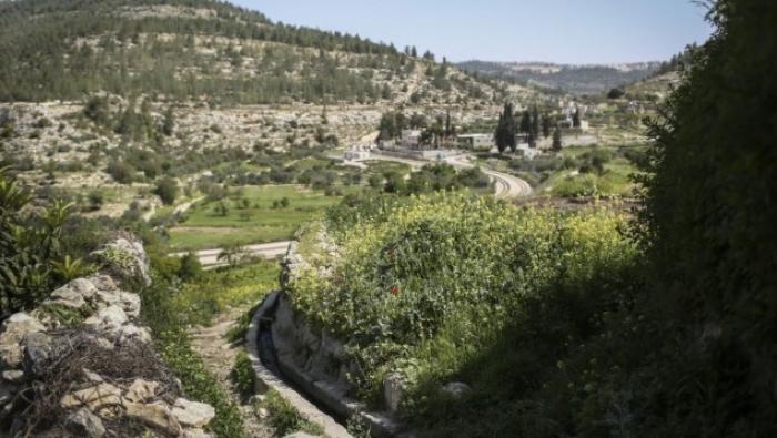 العثور على مقبرة كنعانية بالقرب من بيت لحم