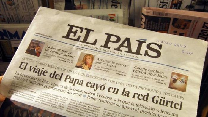 أكبر صحيفة في إسبانيا تودع نسختها المطبوعة