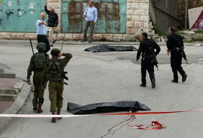 النيابة العسكرية: الأدلة كافية لتوجيه تهمة القتل للجندي في حادثة الخليل