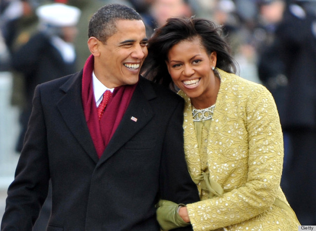 يحدث في البيت الأبيض! .. دخل أوباما وزوجته مستمر بالتراجع