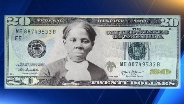 لأول مرة في التاريخ... صورة امرأة على الدولار الأمريكي