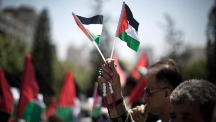 حظر العلم الفلسطيني في مسابقة الاغاني الاوروبية