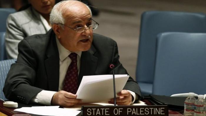 جلسة غير رسمية لمجلس الأمن لحماية المدنيين الفلسطينيين