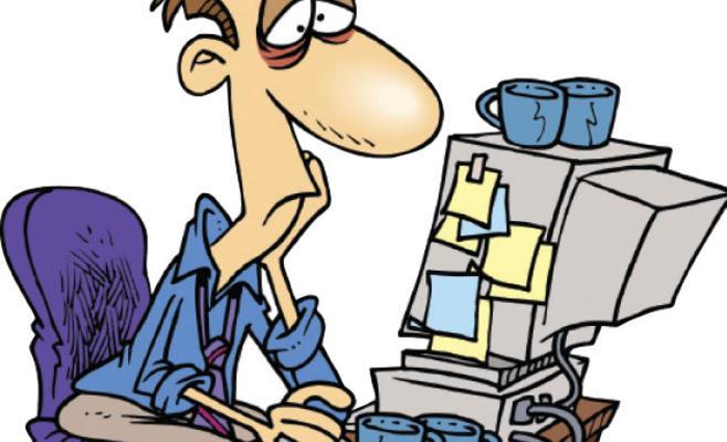 كيف يقضي الموظف ساعات دوامه في رمضان؟