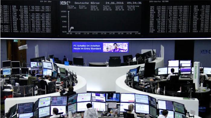 خروج بريطانيا من أوروبا زلزل الأسواق العالمية