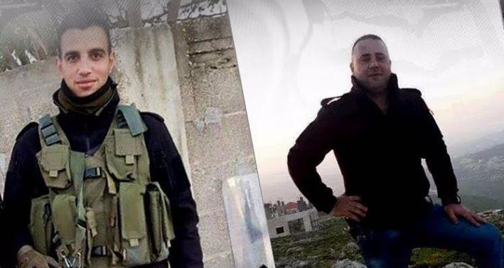 تفاصيل مقتل الضابطين عنان الطبوق وعدي الصيفي بنابلس