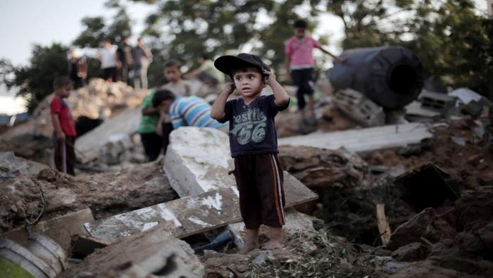 توقيع اتفاقية لإعادة بناء 100 من البيوت المدمرة كليّاً في غزة