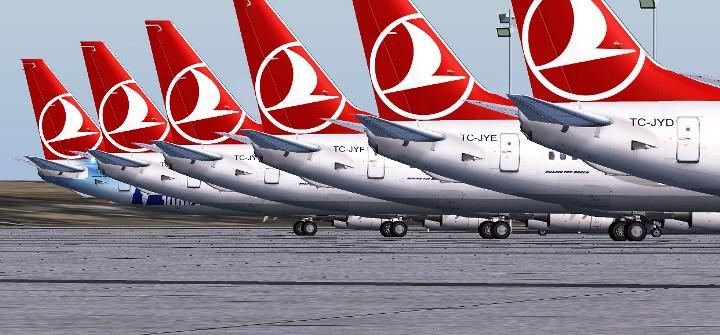 إقالة أكثر من 100 عامل في الخطوط الجوية التركية