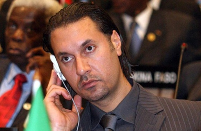90 مليون يورو في مصرف مالطي لنجل القذافي المقتول