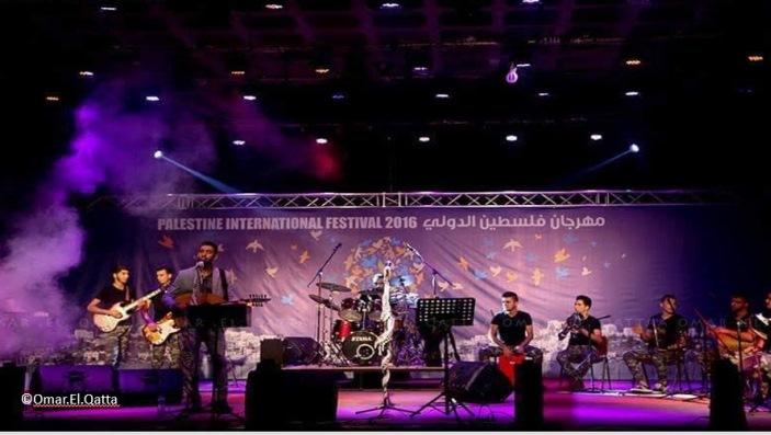 مهرجان فلسطين الدولي في غزة للمرة الأولى رغم الحصار