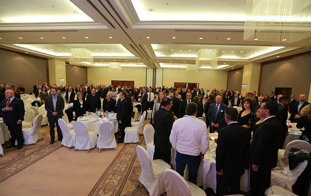 شبكة مستشفيات القدس الشرقية تقيم حفل عشاء خيريا لمشروع دعم المرضى غير المؤمنين صحيا