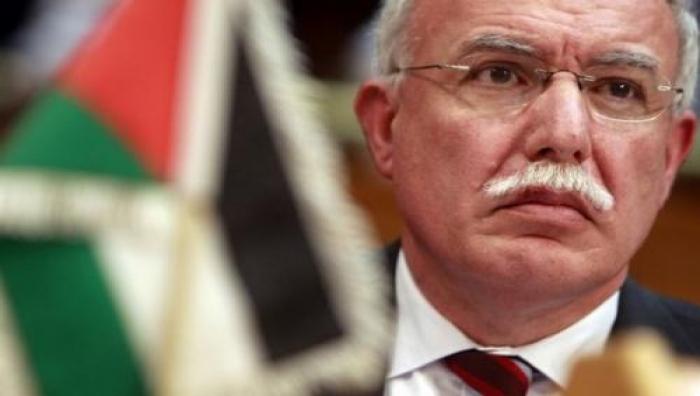 المالكي يدعو المجتمع الدولي إلى التدخل لحماية مبدأ حل الدولتين