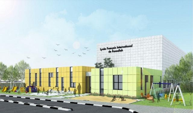 مدرسة (ليسيه) الفرنسية الدولية تستعد لفتح أبوابها بداية العام الدراسي القادم