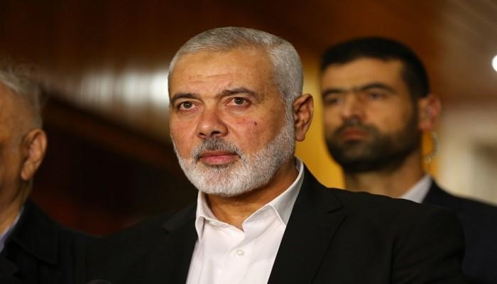 وفد حماس برئاسة هنية يصل سلطنة عمان