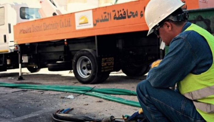 كهرباء القدس تزود عدد من مشافي بيت لحم بمولدات كهربائية
