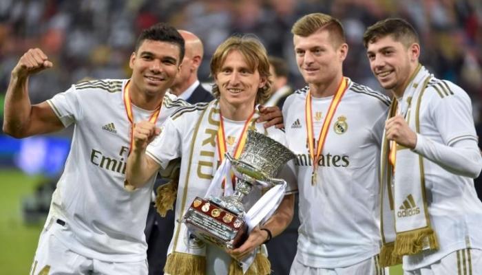 كم جنى ريال مدريد بعد فوزه بكأس السوبر الإسبانية؟