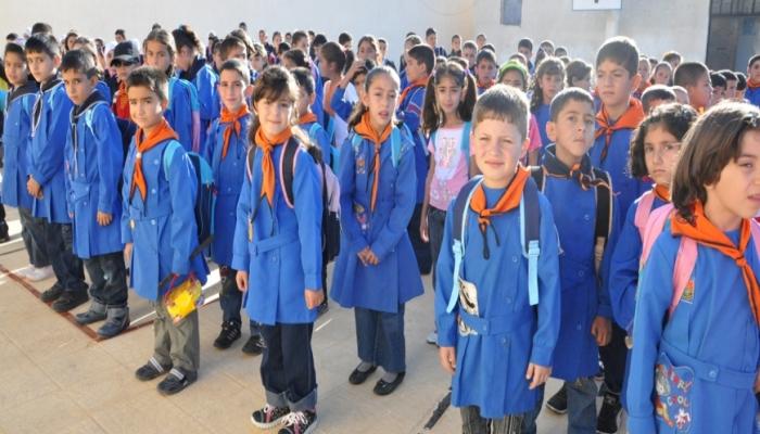 انطلاق الفصل الدراسي الثاني 2020 في مدارس فلسطين