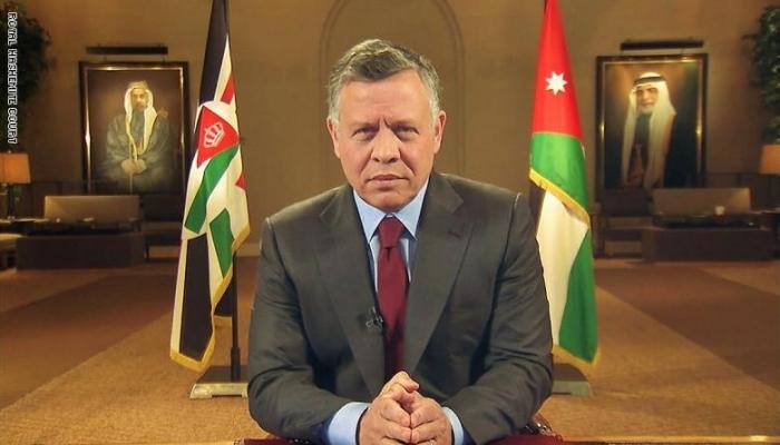 الملك الأردني: لا استقرار من دون سلام فلسطيني إسرائيلي