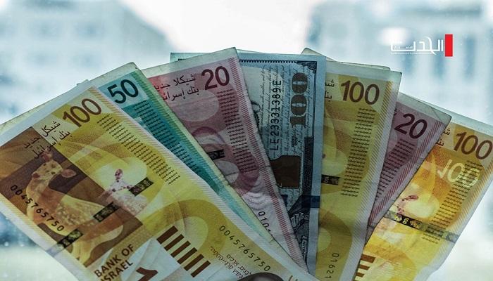 أسعار صرف العملات في فلسطين اليوم السبت 18 يناير 2020