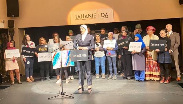 نيويورك: حملة لدعم محامية فلسطينية لمنصب مدعي عام منهاتن