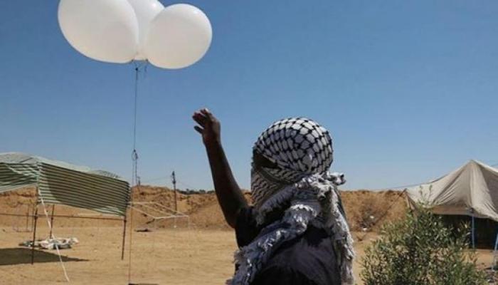 جيش الاحتلال لا يمتلك خطة للتعامل مع البالونات الحارقة