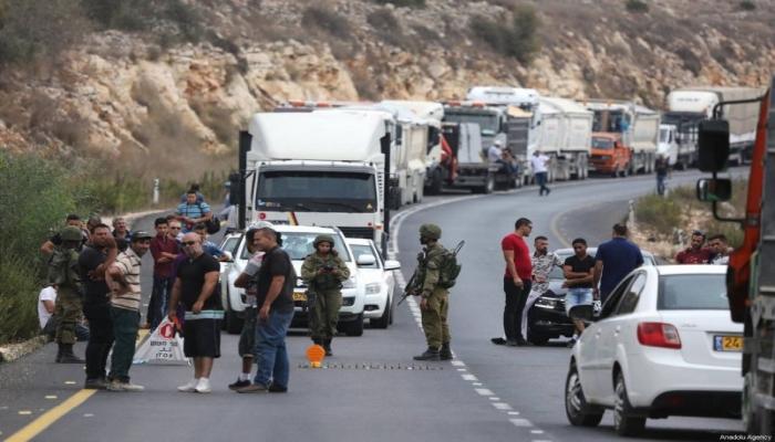 إعلام الاحتلال: محاولة تنفيذ عملية دهس بالقرب من مستوطنة بركان المقامة على أراضي سلفيت