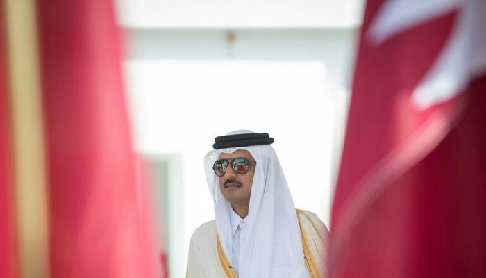 أمير قطر يعين مساعدا