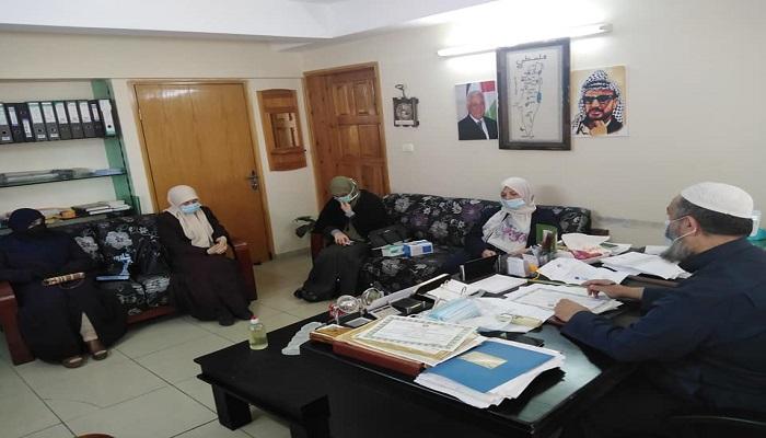 إغلاق دار القرآن المركزية في طولكرم 8 أيام بسبب كورونا
