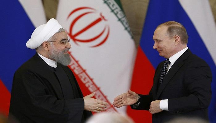 روسيا تواصل التعاون العسكري مع إيران