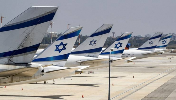 تفاصيل اتفاق الطيران بين إسرائيل والبحرين
