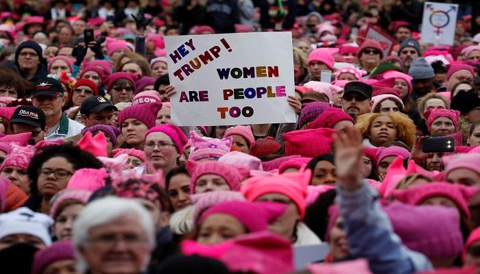 هل تكون النساء سبب خسارة ترامب السّباق الانتخابي؟