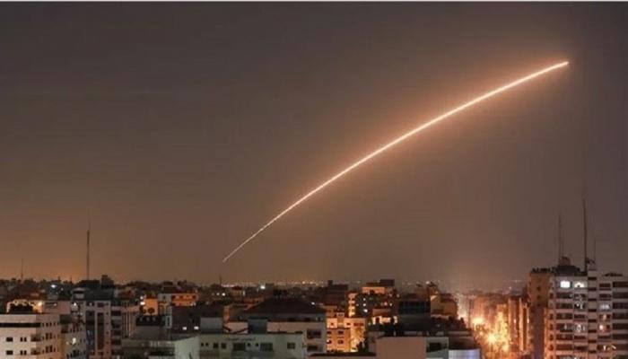 اطلاق صاروخ واحد من غزة باتجاه مدينة عسقلان المحتلة