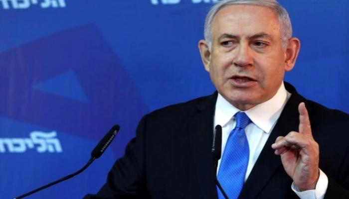 نتنياهو يهدد غزة ويوجه رسالة لبايدن