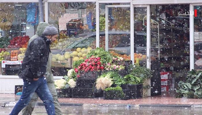 الطقس: منخفض جوي الأربعاء