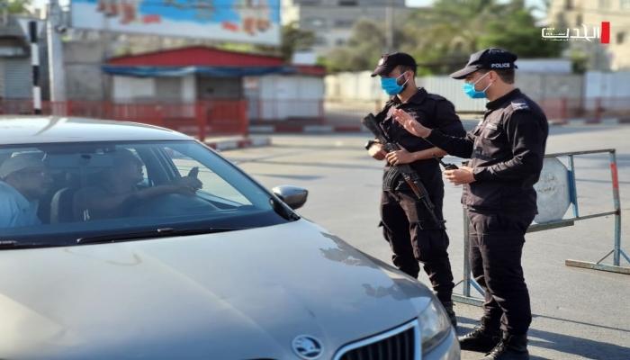 داخلية غزة : لا يوجد أي قرار حتى اللحظة بفرض الإغلاق الشامل