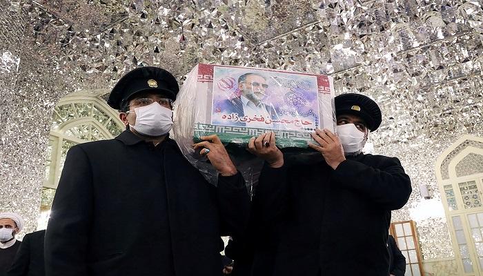 شامخاني: إيران كانت تعلم بمكان اغتيال زادة ولكنها لم تأخذ الأمر جديا