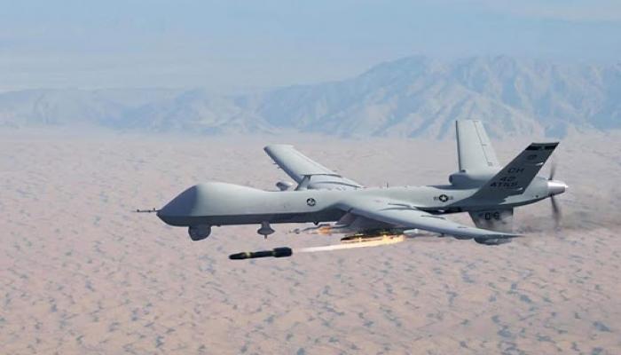 استهداف قائد من الحرس الثوري الإيراني بطائرة مسيرة قرب الحدود العراقية السورية