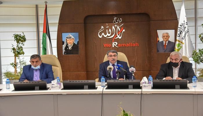 بلدية رام الله تنتزع
