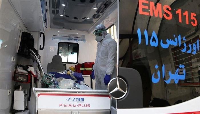 إيران تسجل حصيلة قياسية جديدة لإصابات كورونا