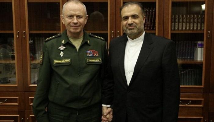 إيران وروسيا تبحثان التعاون العسكري والاتفاق النووي