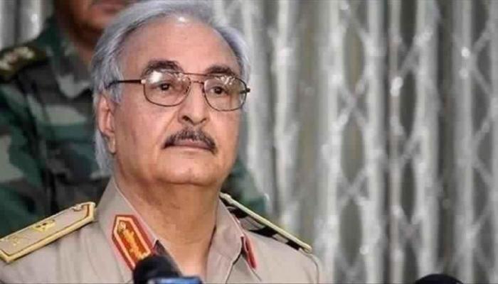حفتر يضع شروطا لوقف إطلاق النار في طرابلس ويصف أردوغان بالواهم